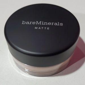 bareMinerals MATTE foundation medium beige N20